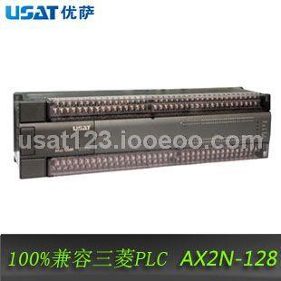 编程控制器PLC AX2N-128MR/MT