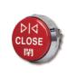 低金属防护圈Φ65mm蘑菇头按钮